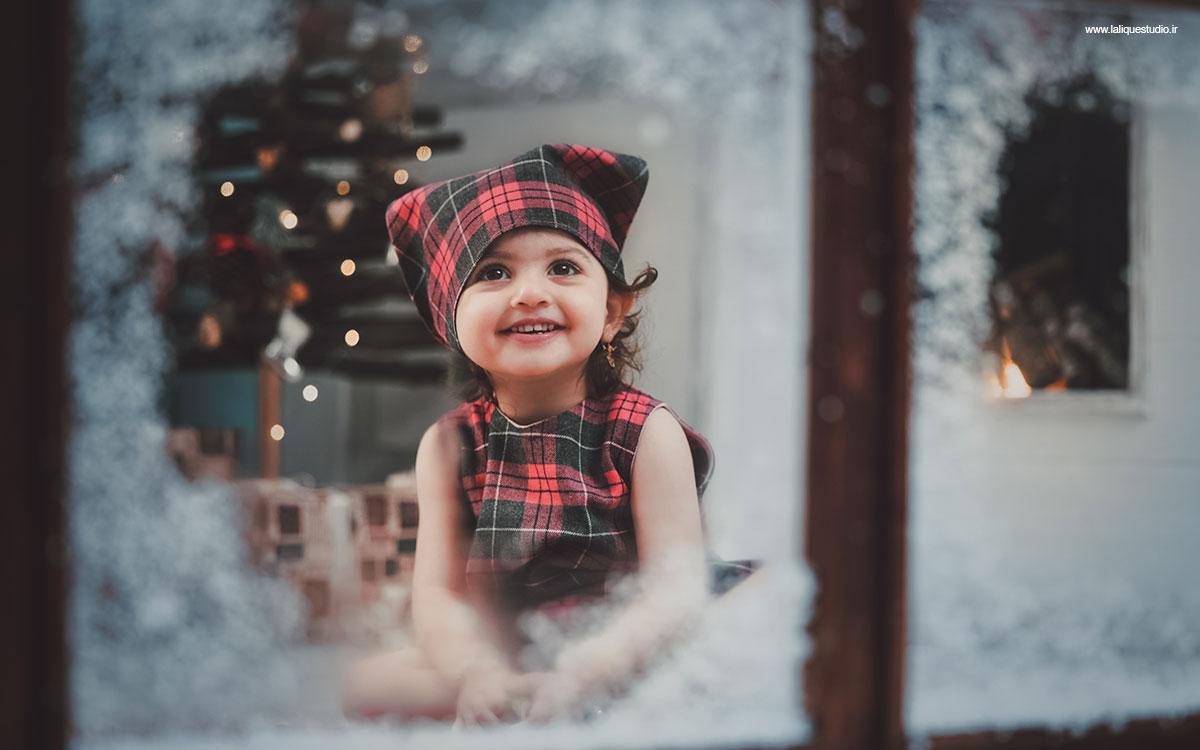عکاسی نوزادی و کودک استودیو لالیک 12