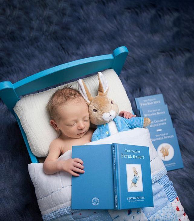 عکاسی نوزاد را با چه وسایلی انجام دهیم ؟