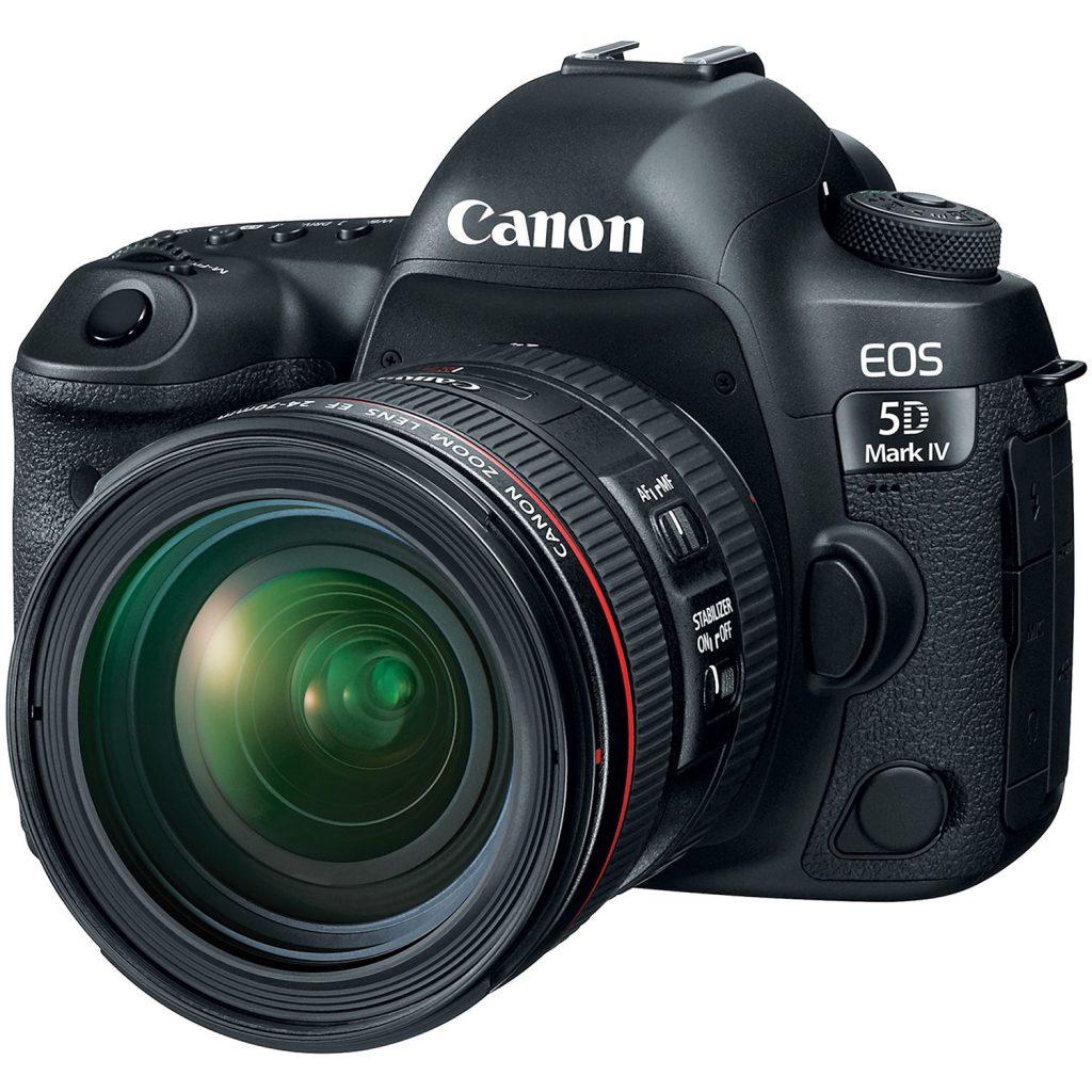 نمونه ای از دوربین تک لنز انعکاسی دیجیتال