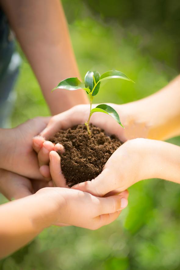 محیط زیست و کودکان