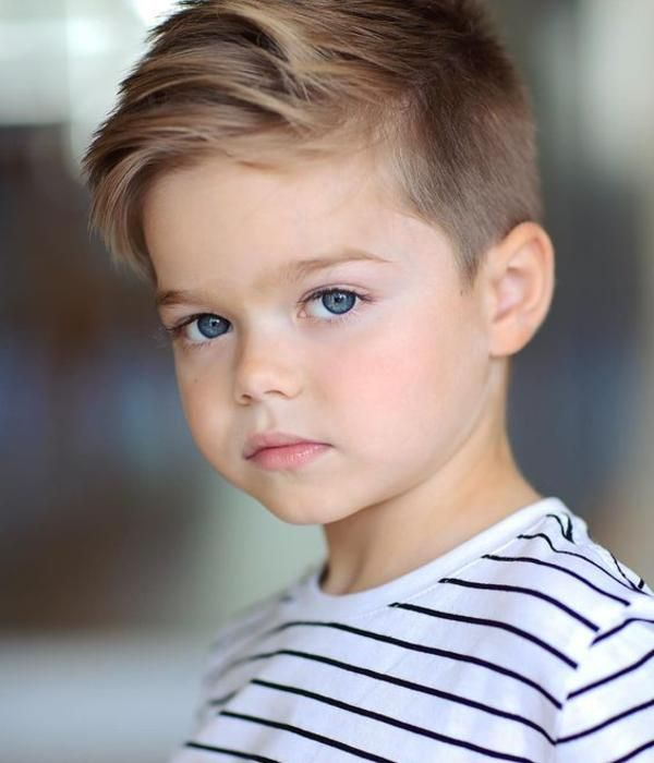مدل موهای زیبا و مرسوم برای پسر بچه ها