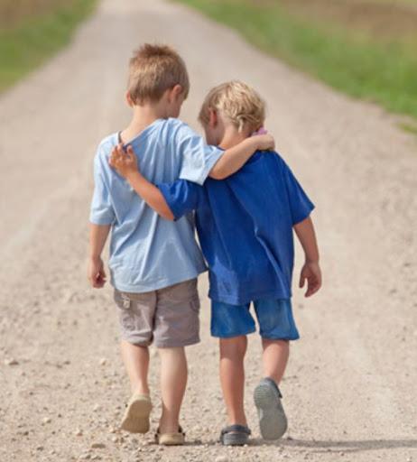 مهربانی در کودکان