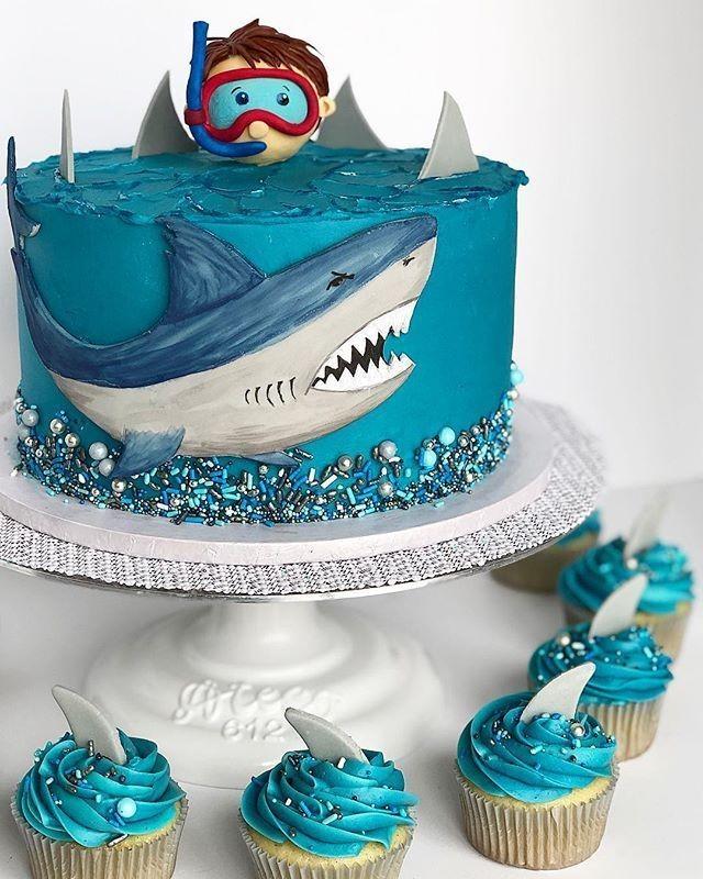 جدید ترین نمونه کیک های پسرانه