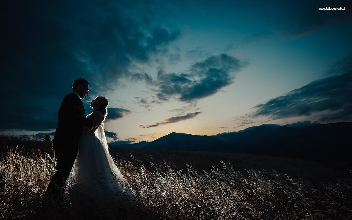 عکاسی فرمالیته و عروسی استودیو لالیک 24