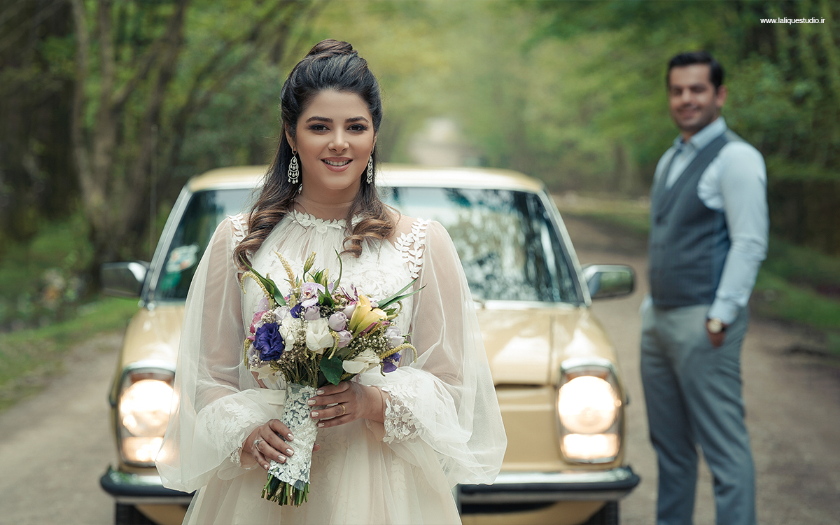 عکاسی فرمالیته و عروسی استودیو لالیک 26
