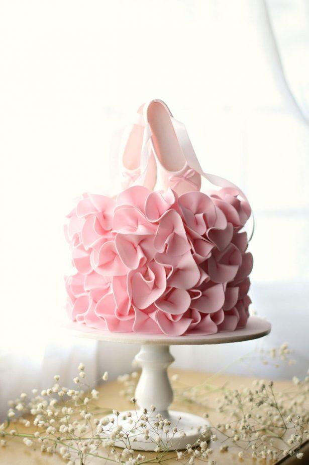 جدیدترین مدل کیک های دخترانه