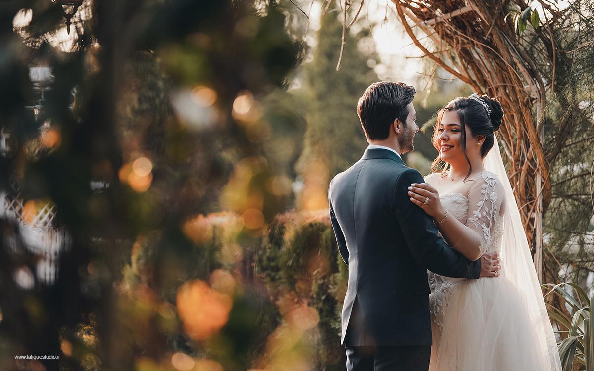 عکاسی فرمالیته و عروسی استودیو لالیک 30