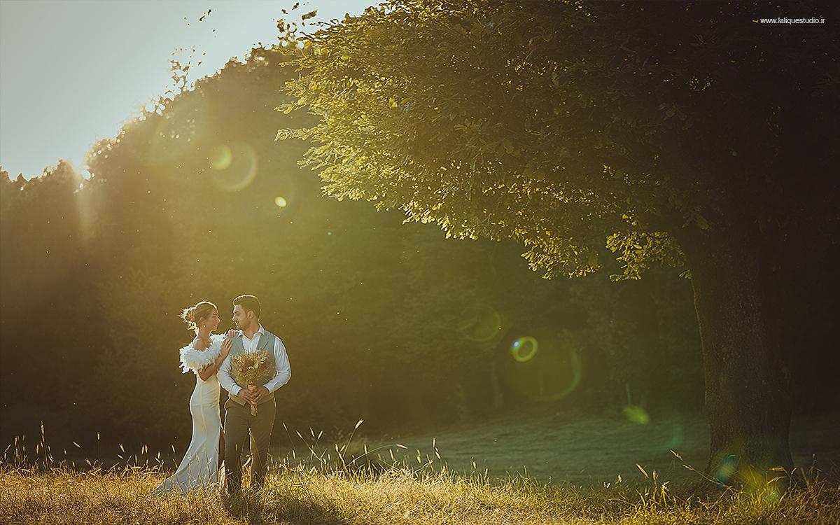 عکاسی فرمالیته و عروسی استودیو لالیک 31