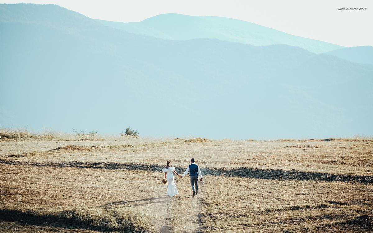 عکاسی فرمالیته و عروسی استودیو لالیک 33