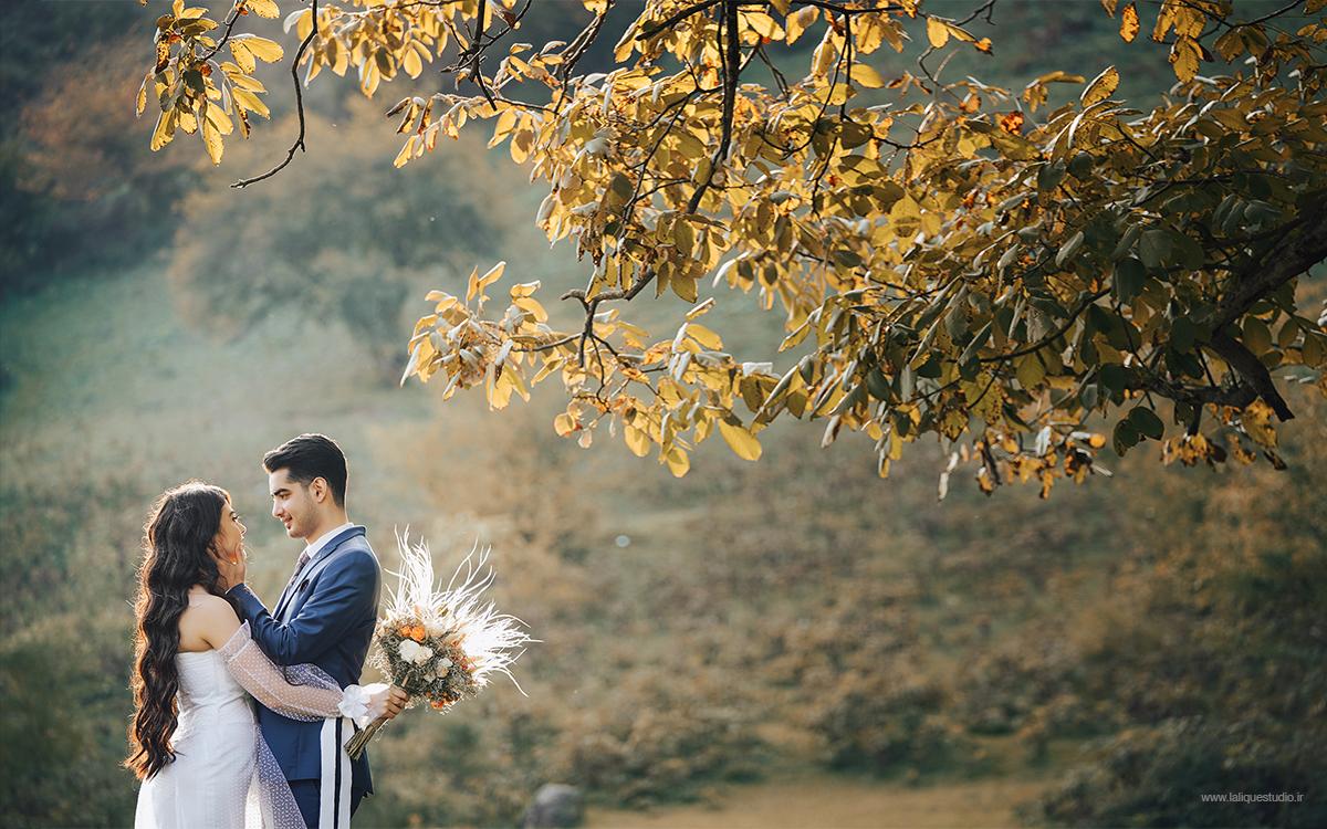 عکاسی فرمالیته و عروسی استودیو لالیک 34