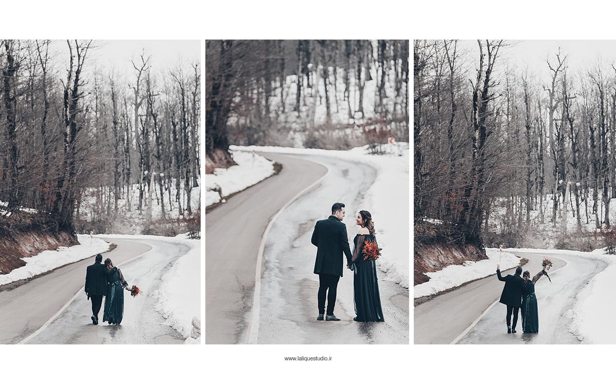 عکاسی فرمالیته و عروسی استودیو لالیک 41