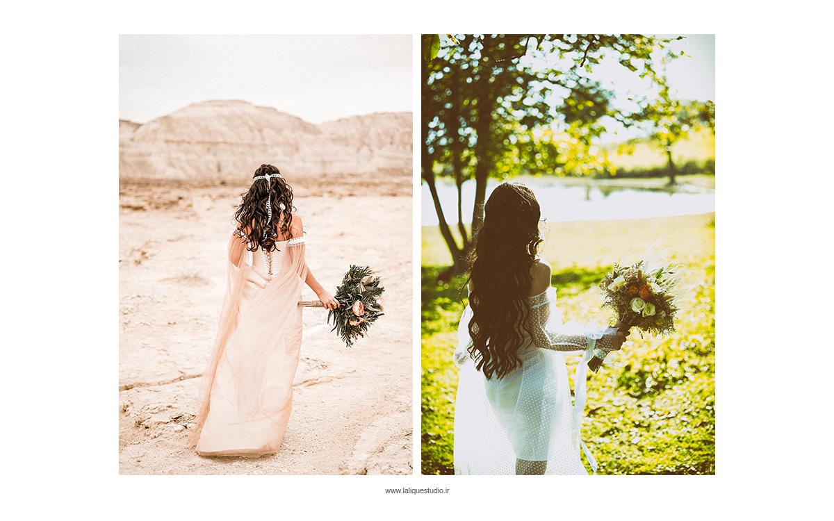 عکاسی فرمالیته و عروسی استودیو لالیک 43