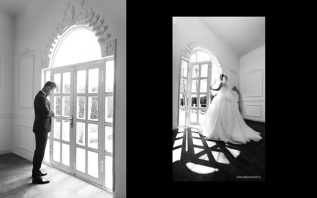 عکاسی فرمالیته و عروسی استودیو لالیک 47