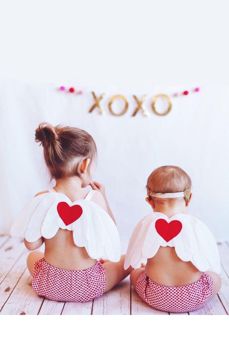 ولنتاین و کودکان